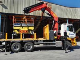 42 Tn/m BOOM - Palfinger PK 42002 SH-G